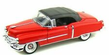 1:24 Scale 1953 Cadillac Eldorado Red Welly Collection Diecast Model Car