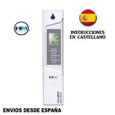  Medidor PROFESIONAL Conductividad Electrica  Ce Agua Hm digital  AP2