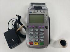 VeriFone Vx 520 Credit Card Machine Ethernet Chip Reader - Tested/Works