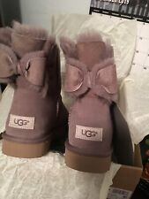 Ugg Heather Short Boots Size 10