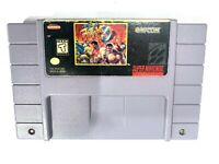 RARE! Final Fight 3 SUPER NINTENDO SNES GAME Tested WORKING AUTHENTIC!
