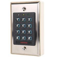 Luminous RFID Digital Access Control Keypad Work Mode: Card/Code/Card+Code