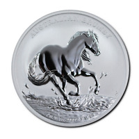 *IN STOCK* 2020 Australian Brumby 1oz Silver Bullion Coin Perth Mint