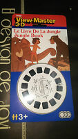918- TYCO VIEW MASTER 3D JUNGLE BOOK NEW OLD STOCK!!