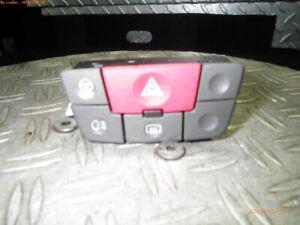 Schalter für Warnblinker FIAT Panda (169) 29000 km 4837495 2009-03-23