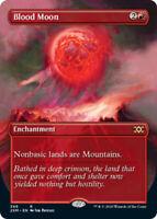 Blood Moon - Foil - Borderless x1 Magic the Gathering 1x Double Masters mtg card
