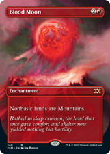 Blood Moon - Foil - Borderless x1 Magic the Gathering 1x Double Masters mtg card