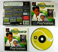 All Star Tennis 99 PS1 Playstation 1 MINT DISC PAL
