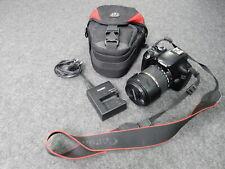 Canon EOS 1100D Body - schwarz + Tamron AF 18-200mm F/3.5-6.3 (F) A14 + Tasche