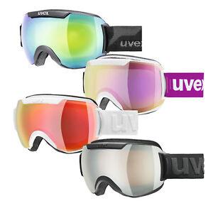 Uvex Downhill 2000FM - Rahmenlose Skibrille