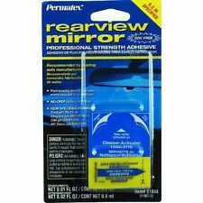 REAR VIEW MIRROR ADHESIVE GLUE  PERMATEX 81844 EXTRA STRENGTH