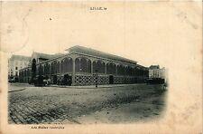 CPA   Lille , le ... - Les Halles Centrales   (299625)