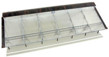 Gauge H0 Kit Train platform with Glass roof 2984 NEU