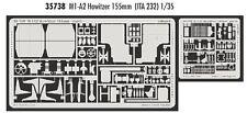 Eduard 1/35 M1A2 Howitzer 155mm para Italeri Kits # 35738