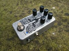 DopeFx - Iron Lung Modified Woolly Mammoth Clone Fuzz Effects Pedal.
