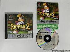 Rayman 2 The Great Escape - Playstation 1 - PS1