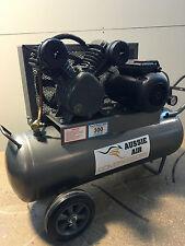 Air Compressor Australian Made 58L 15 CFM Cast Iron Pump 240V Single Phase 3HP
