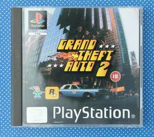 Grand Theft Auto 2 (Sony PlayStation 1, 1999, Keep Case)