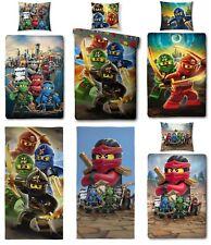 Lego Ninjago Bettwäsche 135X200 80X80 Kinderbettwäsche Bettzeug Kinder Badetuch