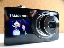 Samsung PL Series PL100 12.2MP Digital Camera - Black