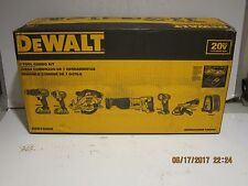 DEWALT DCK720D2 20-Volt MAX Lithium Ion Cordless Combo Kit (7-Tool)NEW SEALED BX