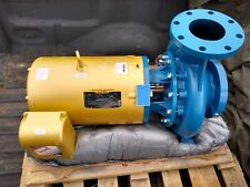 """SCOT PUMP STEEL CENTRIFUGAL PUMP 25 Hp 6"""" IN X 5"""" OUT (BRAND NEW-UNUSED)(USA)"""