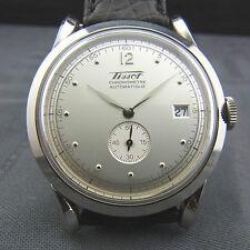 schöne Armbanduhr Tissot Chronometre Automatic limitee 150 Anniversaire