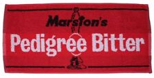 Marston's Ale/Bitter Collectable Breweriana Bar Towels