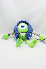 Disney Monsters Inc University Mike with Letterman Jacket Mini Doll Plush MU