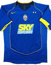5240409affe Nike JUVENTUS 2004 05 M Third Soccer Jersey Football Shirt Maglia Italy  Calcio