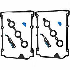 Set of 2 Valve Cover Gaskets Gasket Kit For Volkswagen Passat V6 078198025