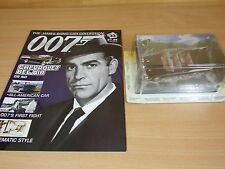 EAGLEMOSS James Bond 007 questione 33 CHEVROLET BEL AIR
