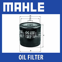 Mahle Oil Filter OC232 - Fits Ford - Genuine Part