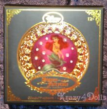 Disney Designer Fairytale Collection  Princess Ariel Compact Mirror NEW in Box!
