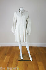 *GIAMBATTISTA VALLI* 100% COTTON SHIRT DRESS 48