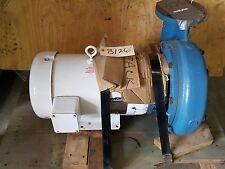 "Baldor Electrical Motor W/3"" PUMP; H6A117"