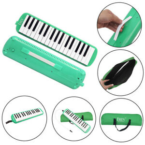 32 Piano Keys Melodica Musical Instrument for Music Lovers Beginners Kids G9M7