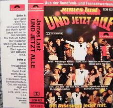 Musikkassette James Last / Und Jetzt Alle - Album 1978
