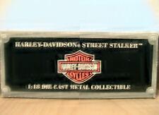 Maisto Harley Davidson Motor Cycles Street Stalker 1:18 Scale Die Cast  **