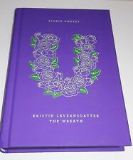 Penguin Drop Caps: Kristin Lavransdatter : The Wreath by Sigrid Undset (2014, H…