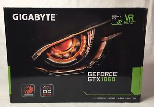 Gigabyte GeForce GTX 1060 6GB OC EDITION WINDFORCE *EXCELLENT*