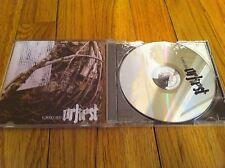 ORKEST Canvas CD Yo Intente Disregard Anticipate 2003 Rare Heavy Metal Rock OOP