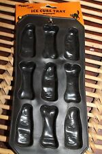 Halloween Party Jello Shot Chocolate Ice cube Tray Mold Silicone FINGERS & BONES