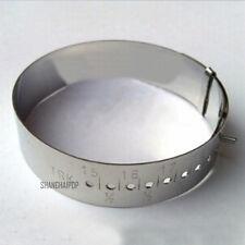 1 X Stainless Steel Measuring Gauge for Bracelet Bangle Jeweler Tool 15-22cm New