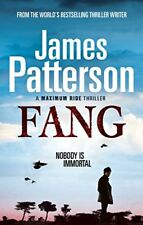 (EX-LIBRARY) 0099525283 Maximum Ride: Fang: Nobody Is Immortal James Patterson