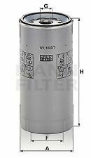 Mann-Filter (WK 1080/7 X) Filtro de combustible