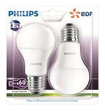 Philips Ampoules LED Standard Culot E27 (grosse Vis) 9w