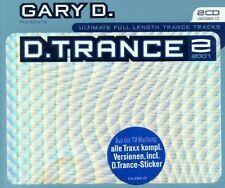 D. Trance 2/2001 Apollo-One, Gary D. & Dr. Z, Dj Björn, Svenson & Giele.. [3 CD]