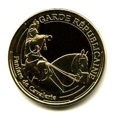 75004 Garde républicaine, Fanfare de cavalerie, 2014, Monnaie de Paris