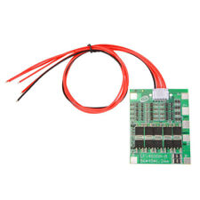 4S 16.8V 30A Li-ion Lithium Battery 18650 Charger Protection Board PCB BMS J3C6